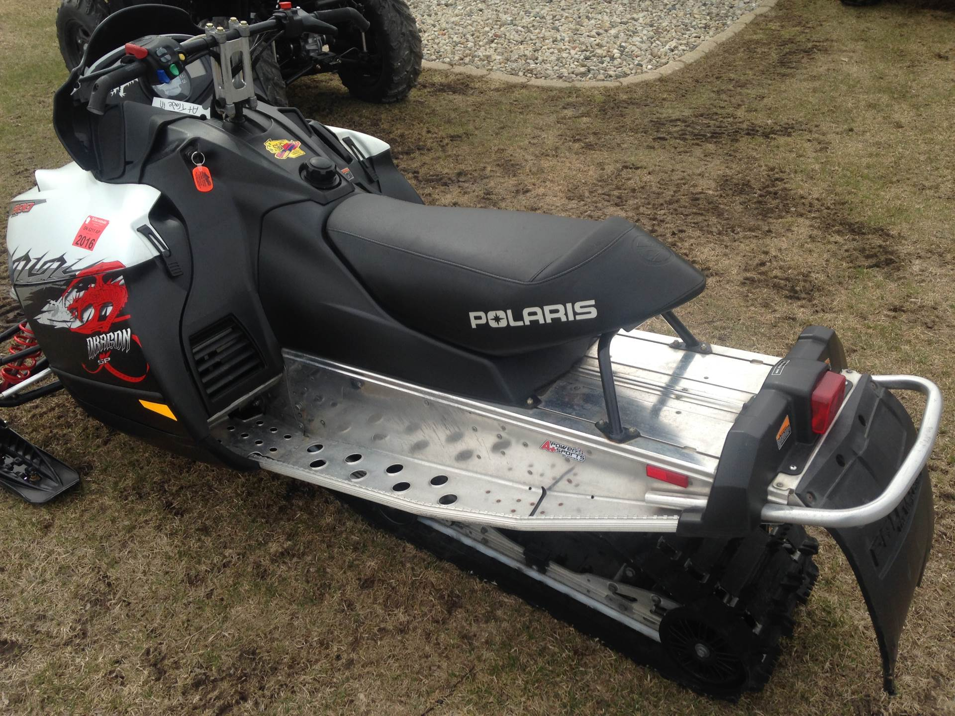 2009 Polaris 800 Dragon SP in Elkhorn, Wisconsin