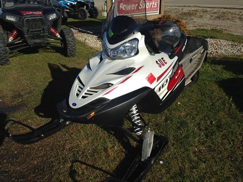 2011 Polaris Turbo IQ LX in Elkhorn, Wisconsin
