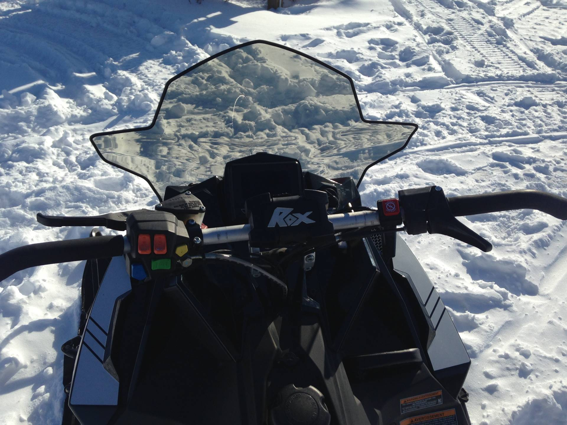 2016 Polaris 800 RUSH PRO-S ES LE in Elkhorn, Wisconsin