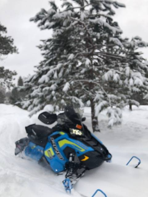 2019 Polaris 600 RUSH PRO-S 1.25 RIPSAW II SnowCheck Select in Elkhorn, Wisconsin - Photo 11