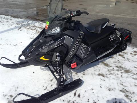 2018 Polaris 800 Switchback PRO-S SnowCheck Select in Elkhorn, Wisconsin