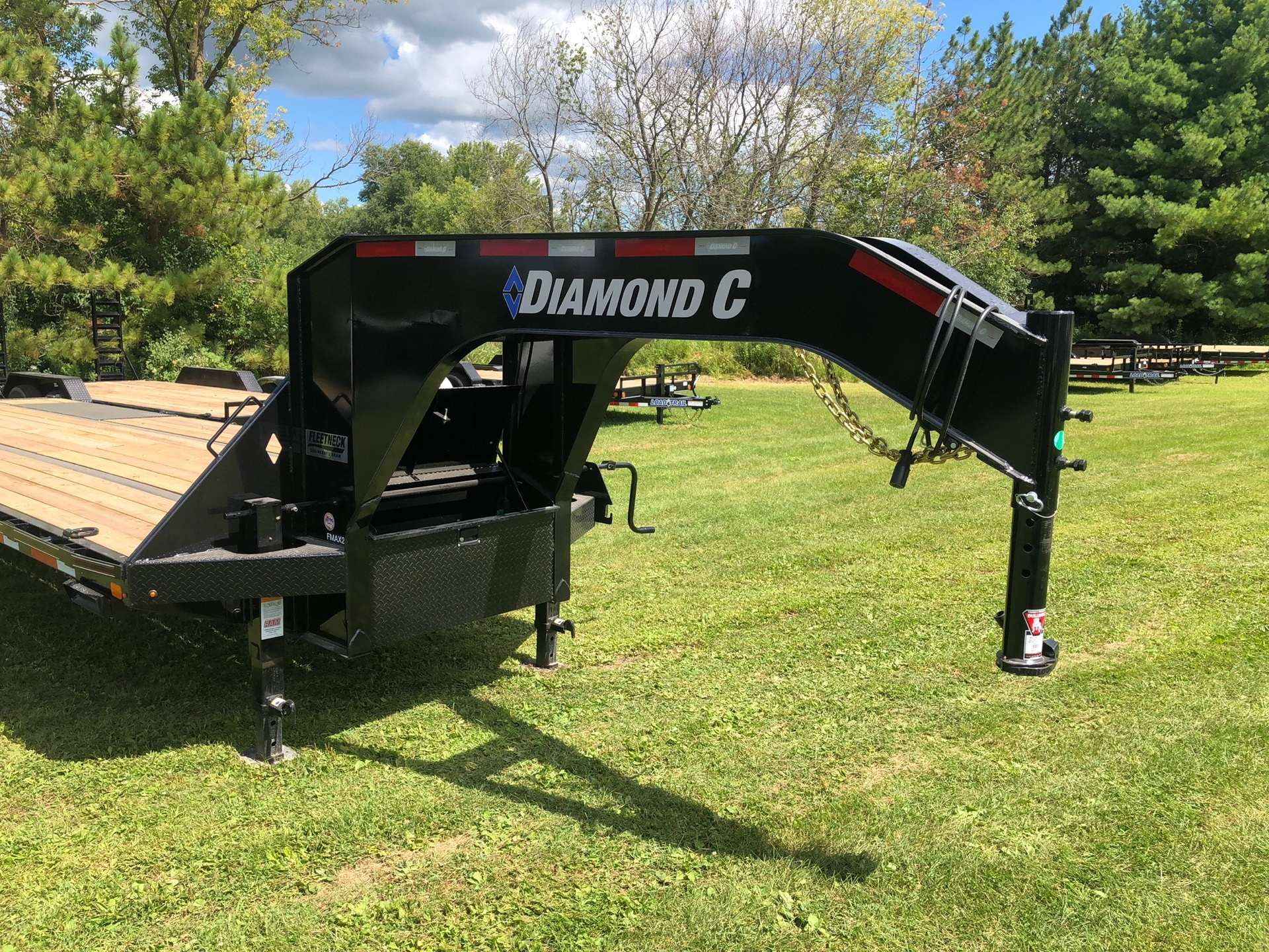 2020 Diamond C FMAX210 GN TRAILER in Elkhorn, Wisconsin - Photo 7