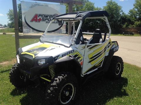 2014 Polaris RZR® 800 EPS LE in Elkhorn, Wisconsin