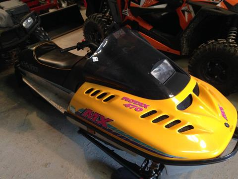 1993 Ski-Doo MX 470 in Elkhorn, Wisconsin