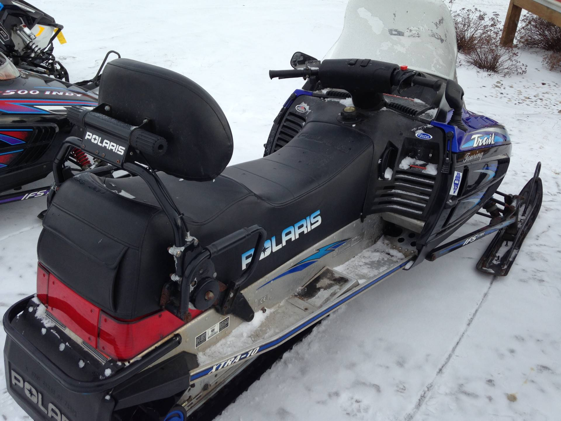 1999 Polaris Indy Trail Touring in Elkhorn, Wisconsin