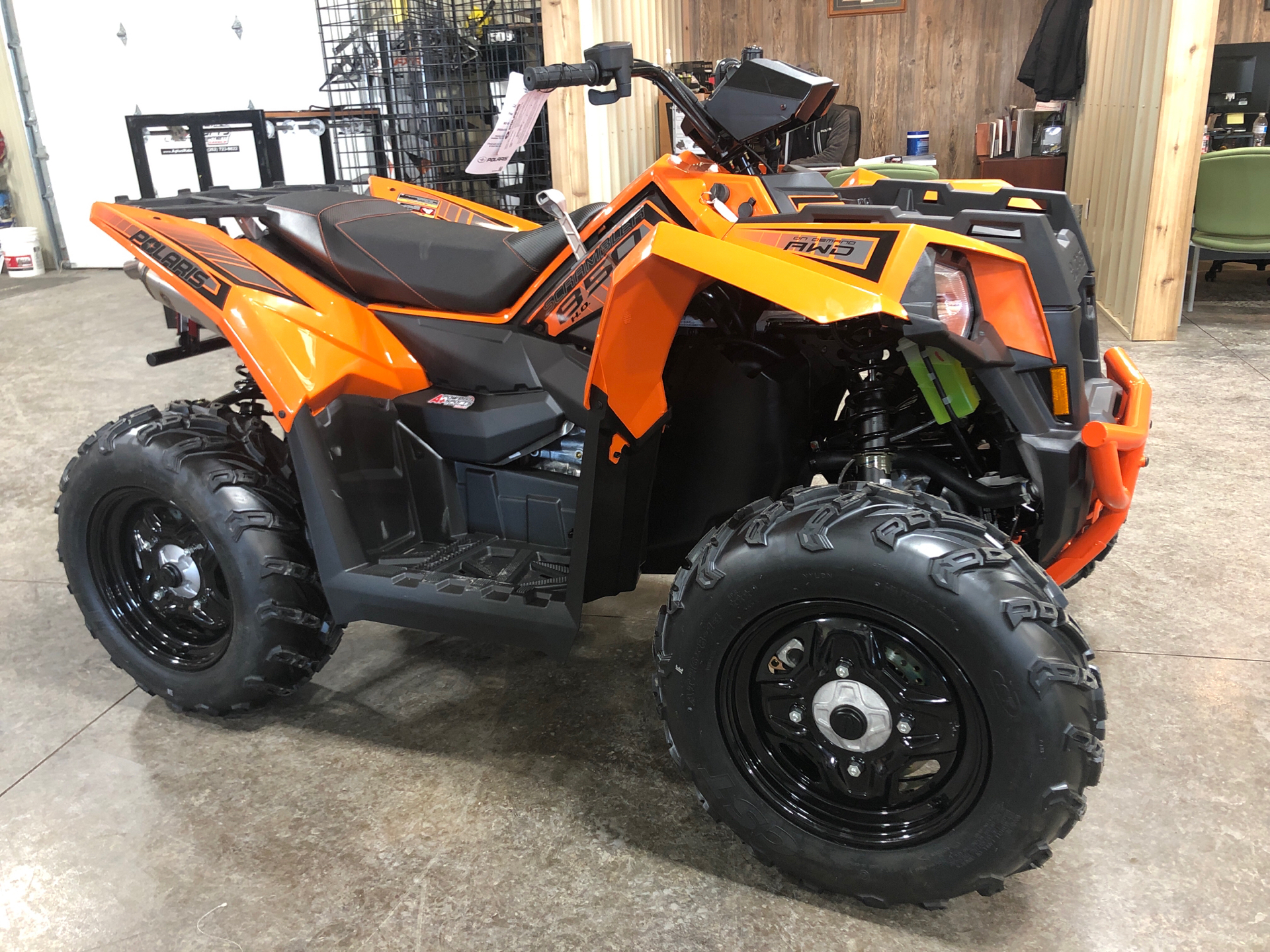 2021 Polaris Scrambler 850 in Elkhorn, Wisconsin - Photo 1