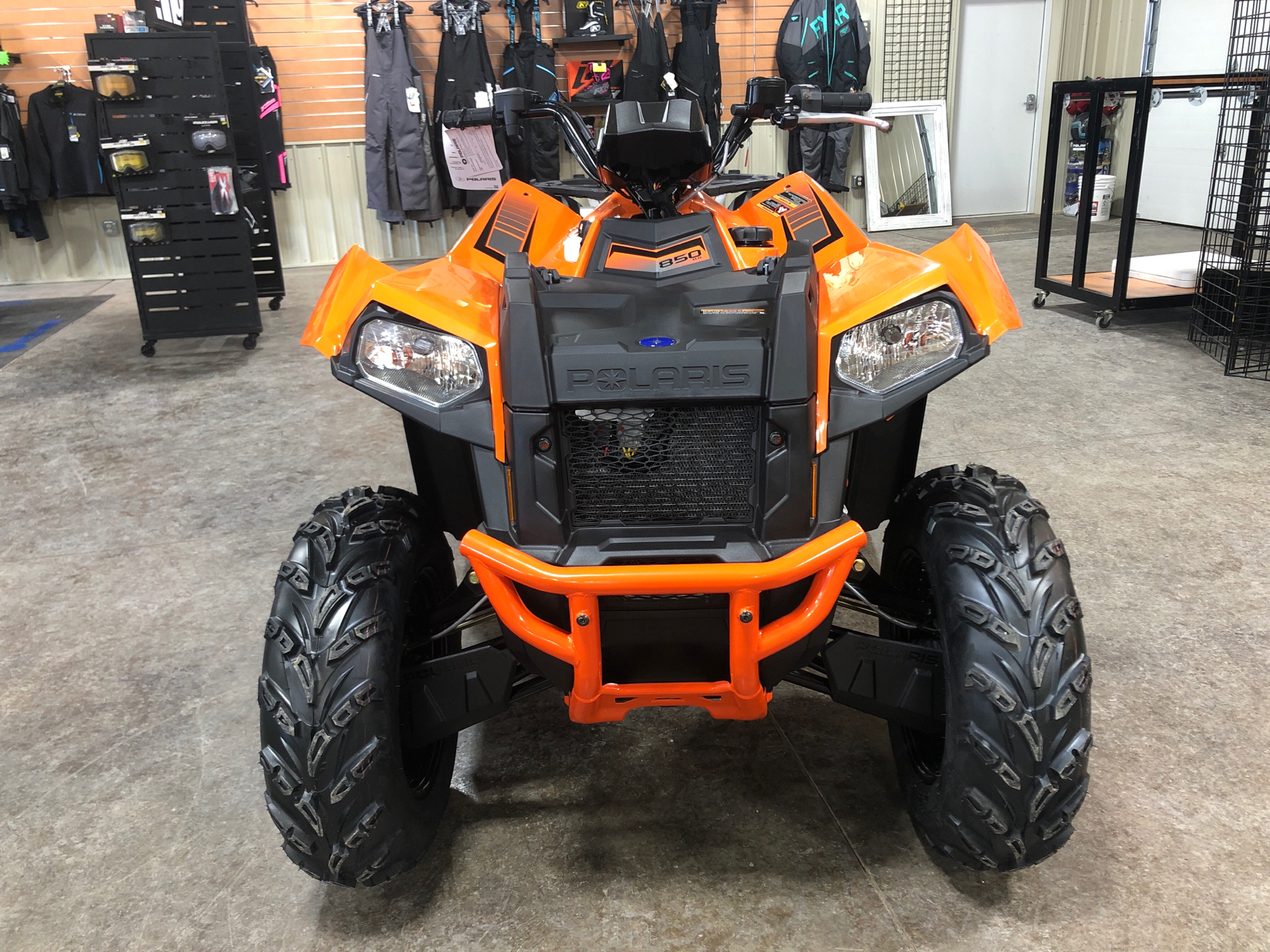 2021 Polaris Scrambler 850 in Elkhorn, Wisconsin - Photo 2