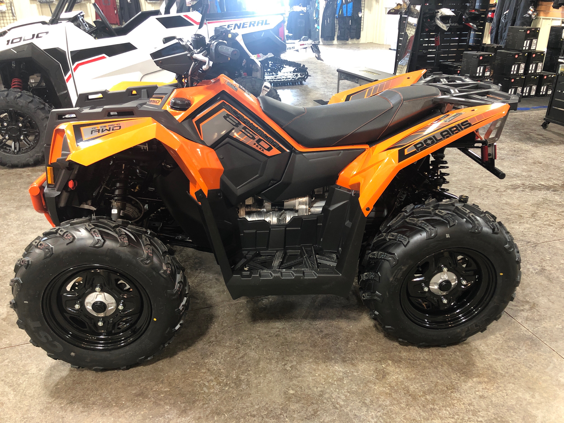 2021 Polaris Scrambler 850 in Elkhorn, Wisconsin - Photo 3