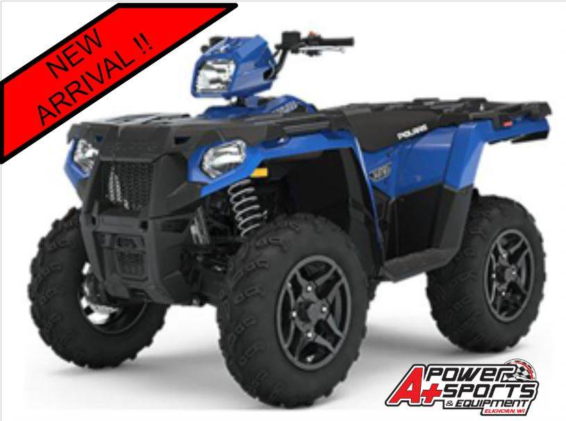 2020 Polaris Sportsman 570 Premium in Elkhorn, Wisconsin