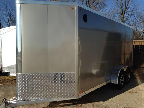 2018 Legend Trailers 719FTVTA35 ENCLOSED in Elkhorn, Wisconsin