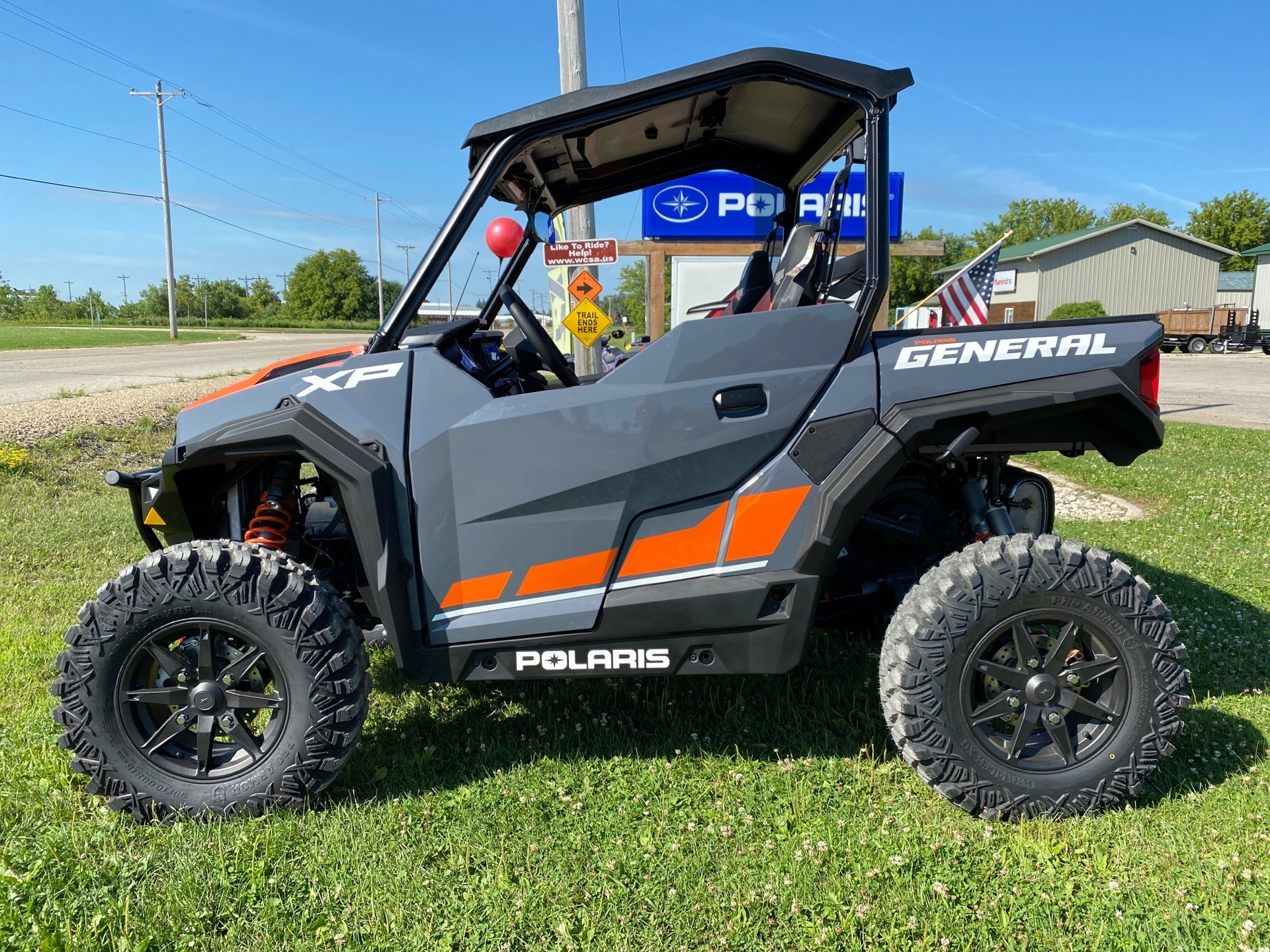 2020 Polaris General XP 1000 Deluxe in Elkhorn, Wisconsin - Photo 1