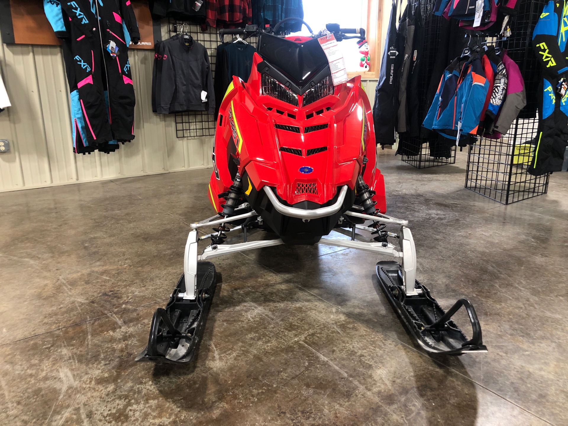 2021 Polaris 850 PRO RMK 155 2.6 in. Factory Choice in Elkhorn, Wisconsin - Photo 7