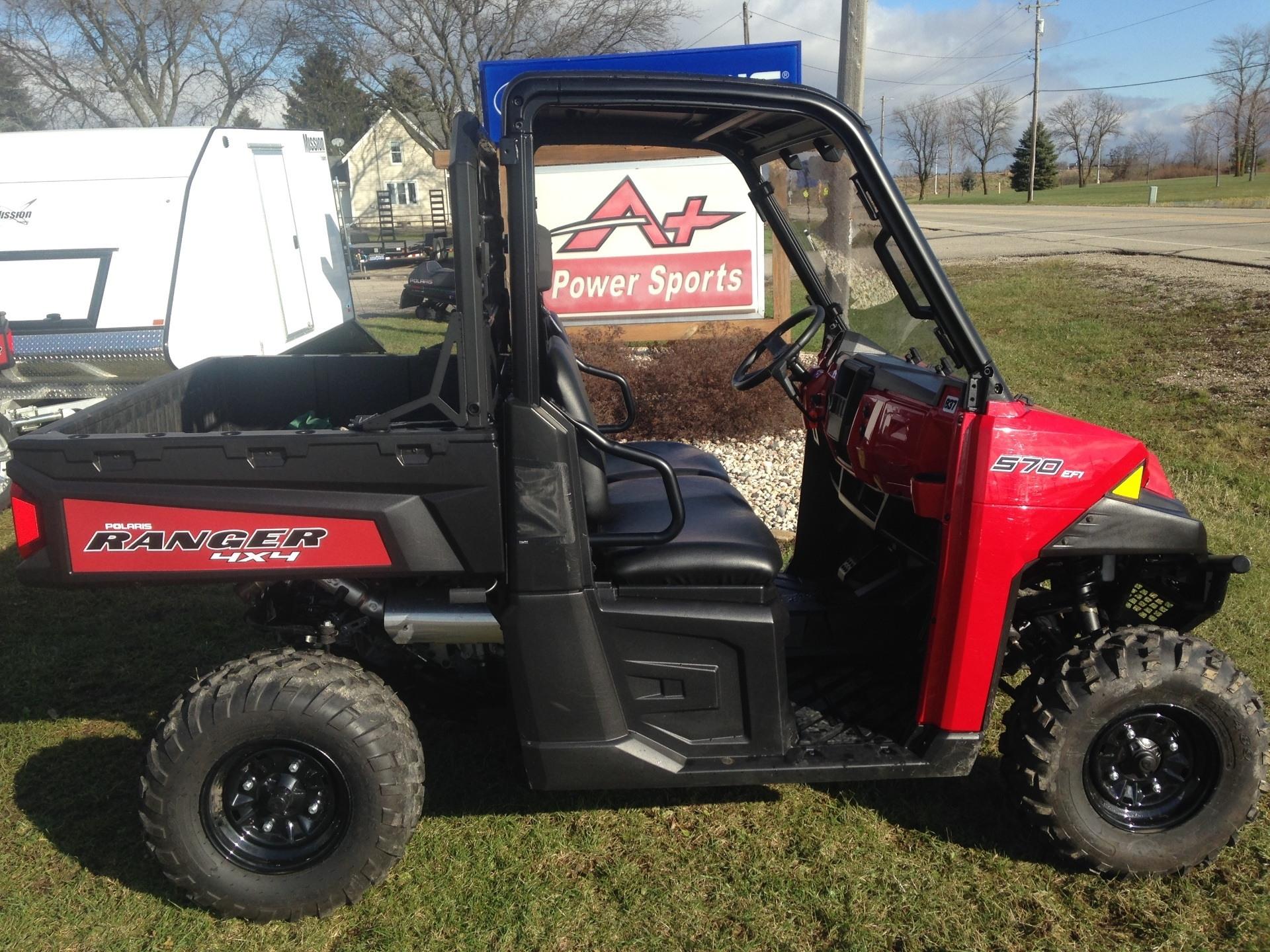 2015 Polaris Ranger570 Full Size for sale 38111