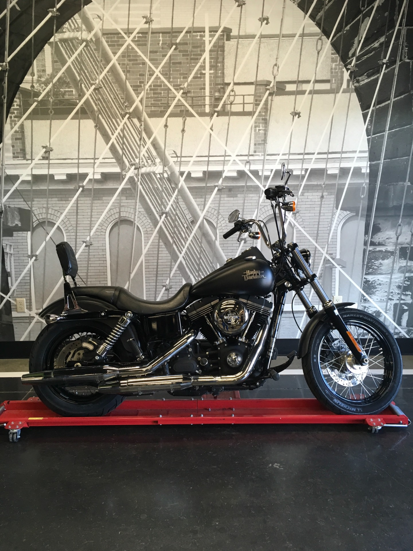 2016 Harley-Davidson Street Bob® in Triadelphia, West Virginia - Photo 1