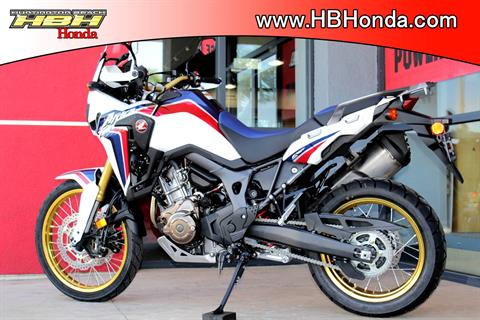 2017 Honda Africa Twin DCT in Huntington Beach, California