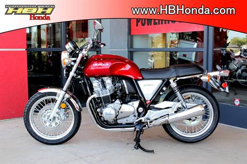 2017 Honda CB1100 EX in Huntington Beach, California