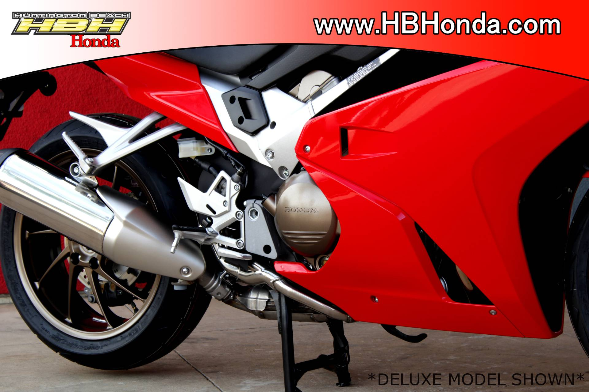 2014 Honda Interceptor® in Huntington Beach, California