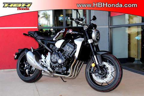 2018 Honda CB1000R in Huntington Beach, California