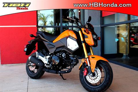 2019 Honda Grom in Huntington Beach, California