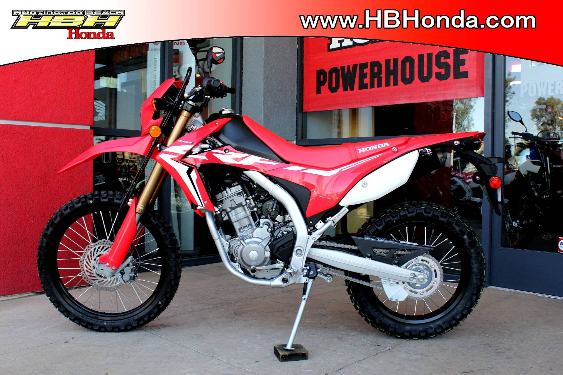 2019 Honda CRF250L ABS in Huntington Beach, California - Photo 1