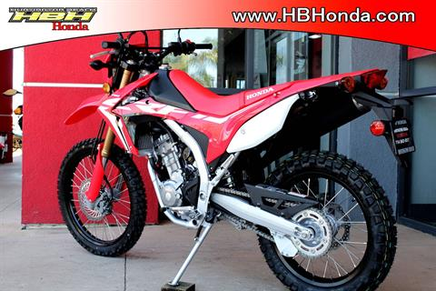 2019 Honda CRF250L ABS in Huntington Beach, California - Photo 2