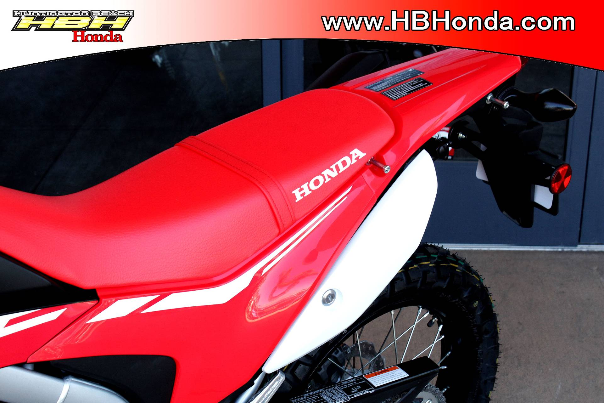 2019 Honda CRF250L ABS in Huntington Beach, California - Photo 3