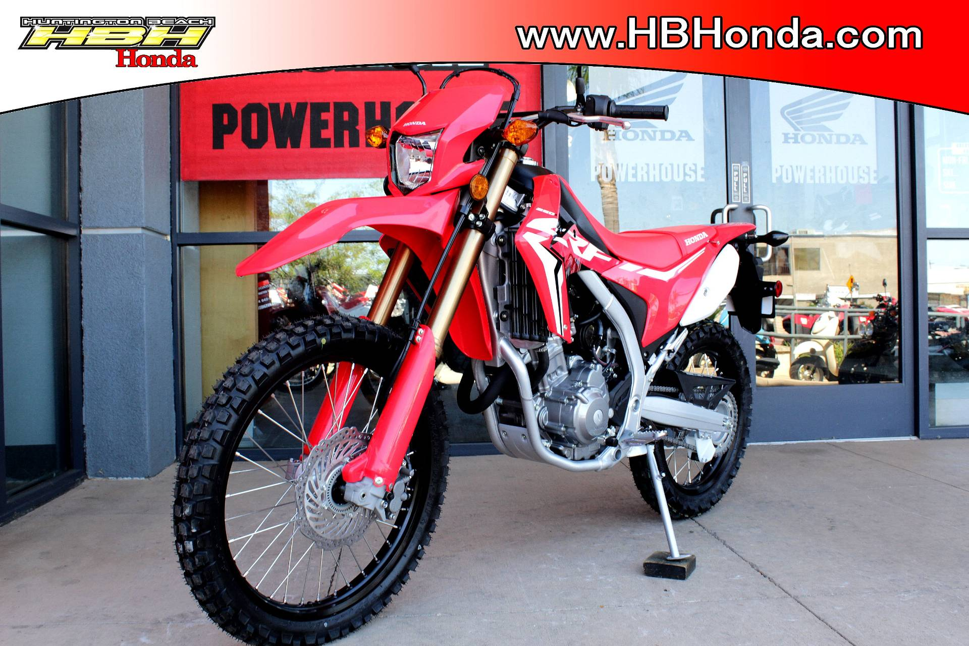 2019 Honda CRF250L ABS in Huntington Beach, California - Photo 5