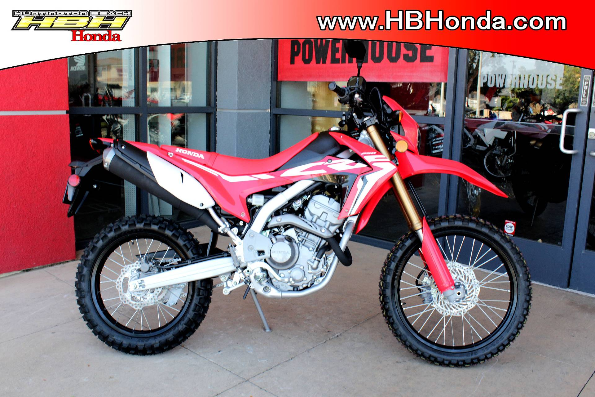 2019 Honda CRF250L ABS in Huntington Beach, California - Photo 6
