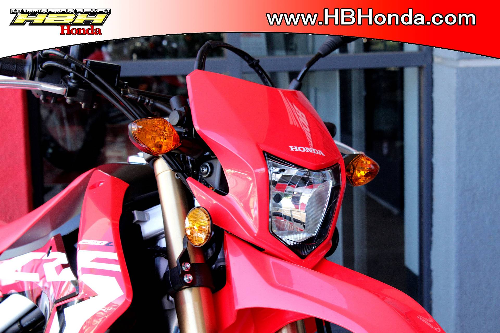2019 Honda CRF250L ABS in Huntington Beach, California - Photo 8