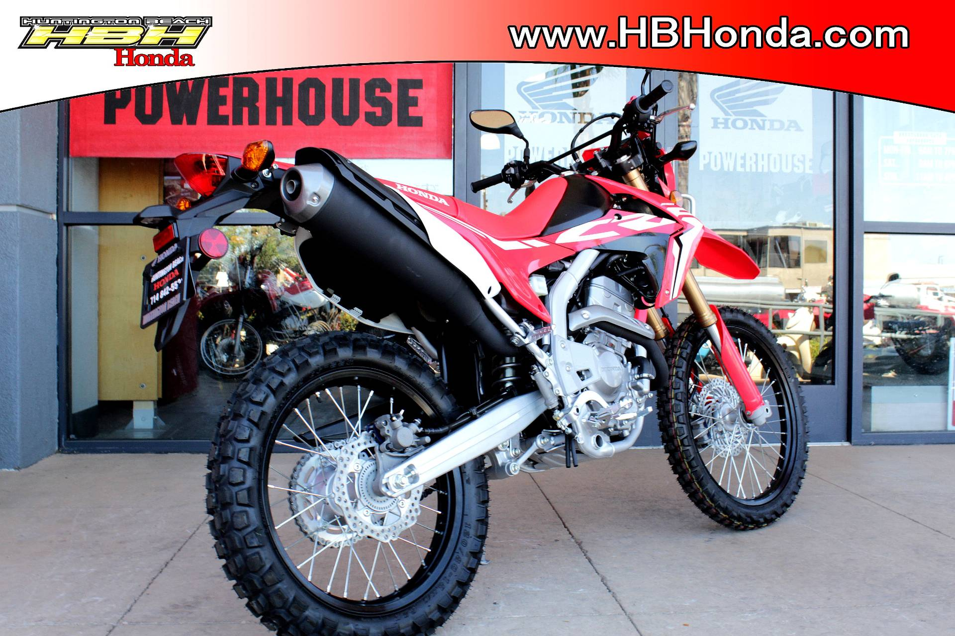 2019 Honda CRF250L ABS in Huntington Beach, California - Photo 9