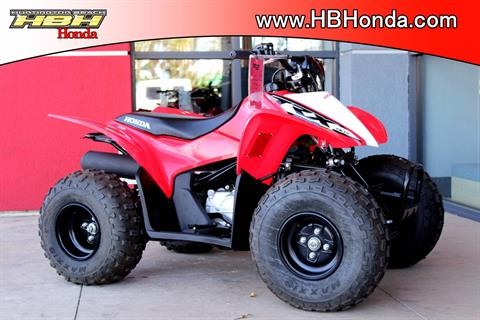 2017 Honda TRX90X in Huntington Beach, California