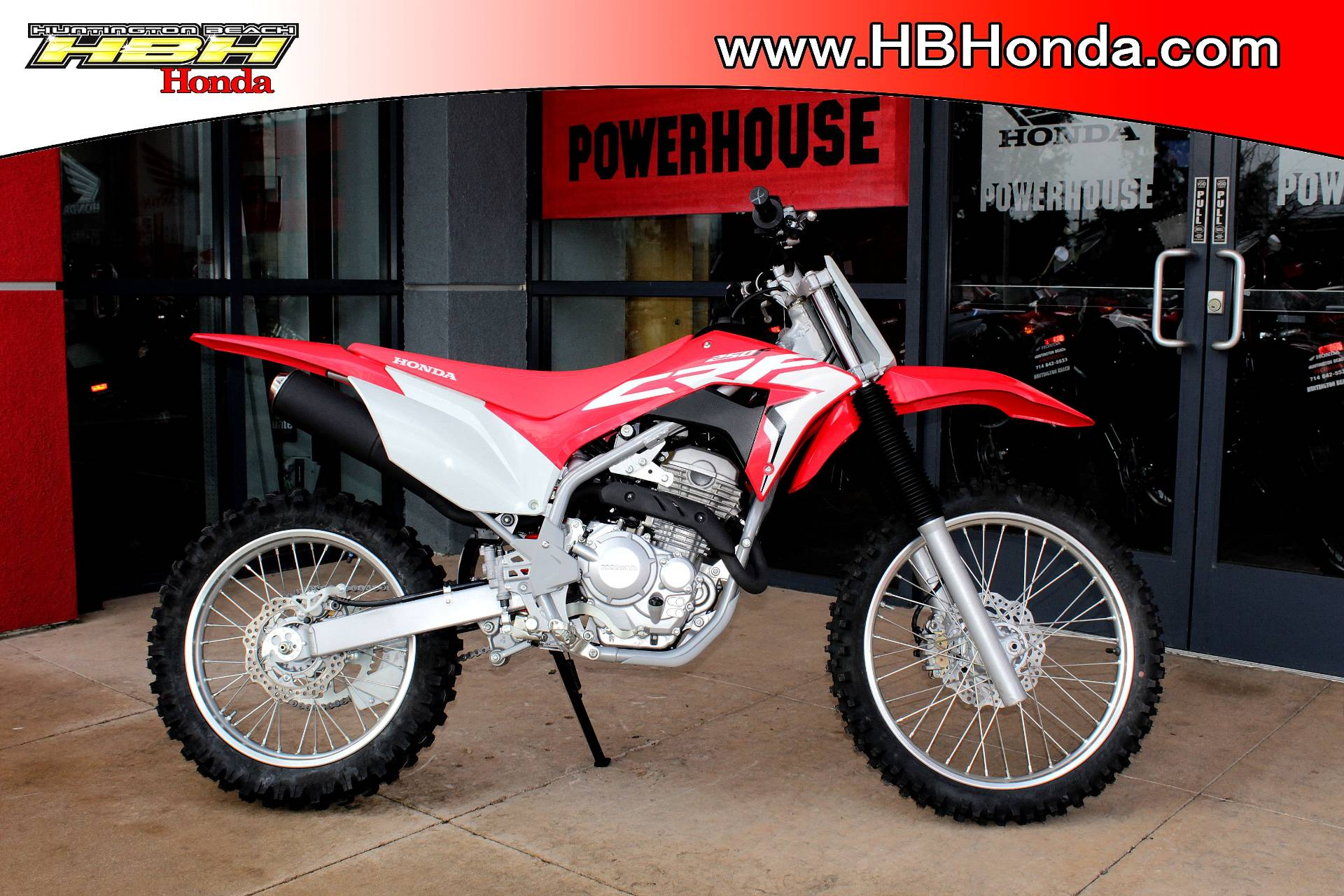 2019 Honda CRF250F in Huntington Beach, California - Photo 1