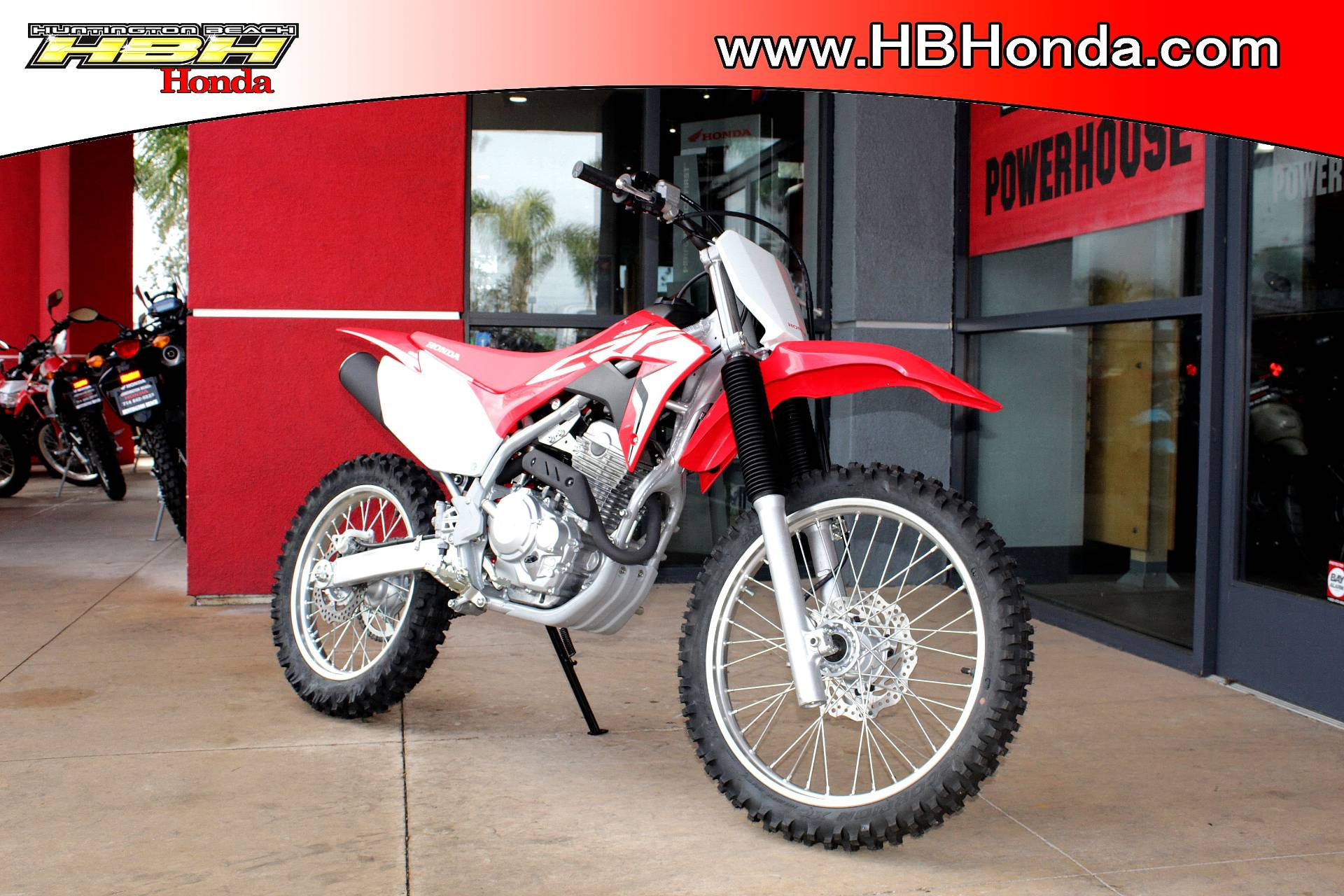 2019 Honda CRF250F in Huntington Beach, California - Photo 2