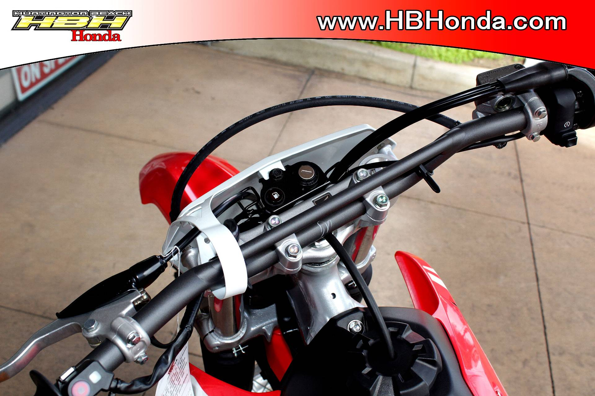 2019 Honda CRF250F in Huntington Beach, California - Photo 4