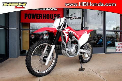 2019 Honda CRF250F in Huntington Beach, California - Photo 7