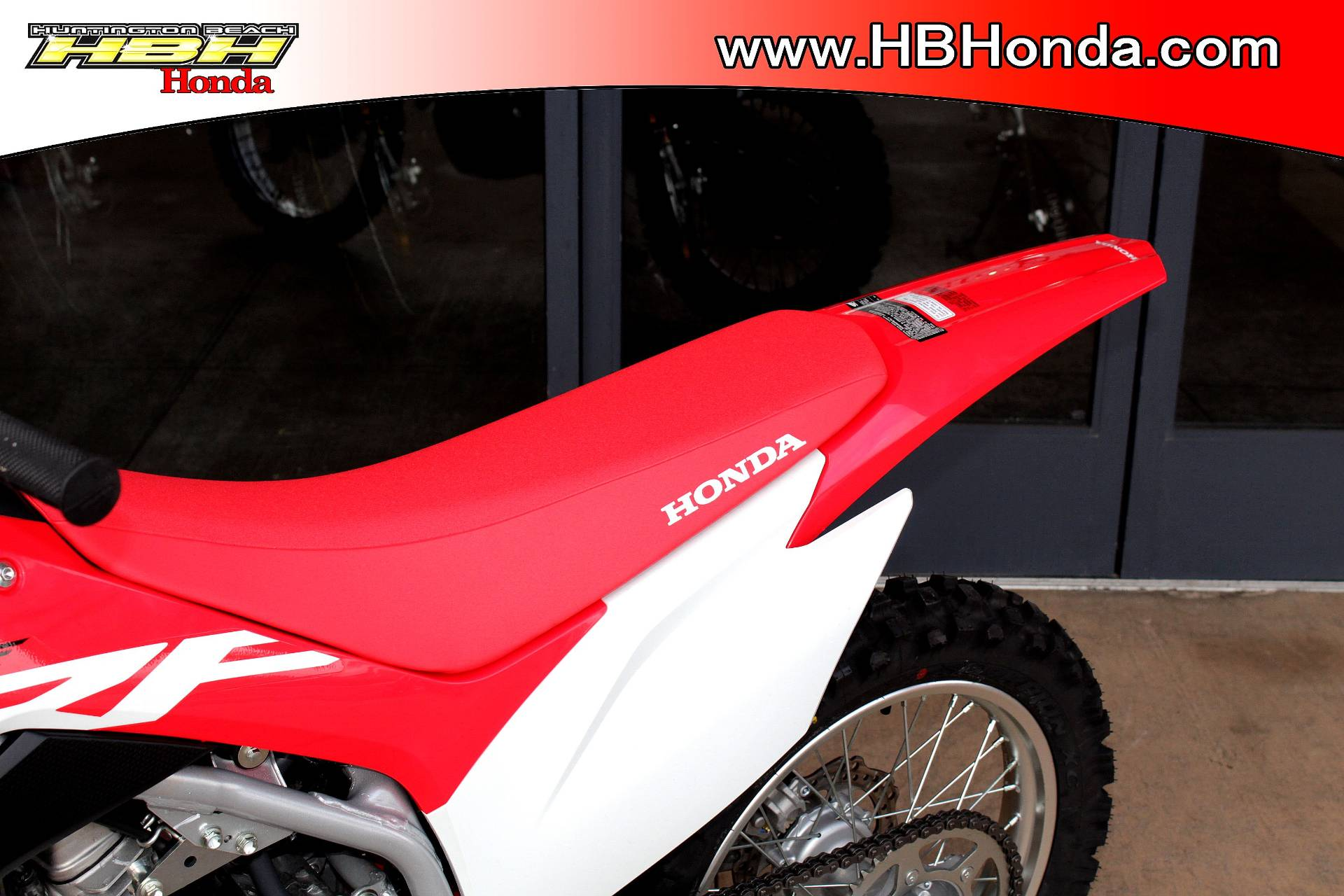 2019 Honda CRF250F in Huntington Beach, California - Photo 8