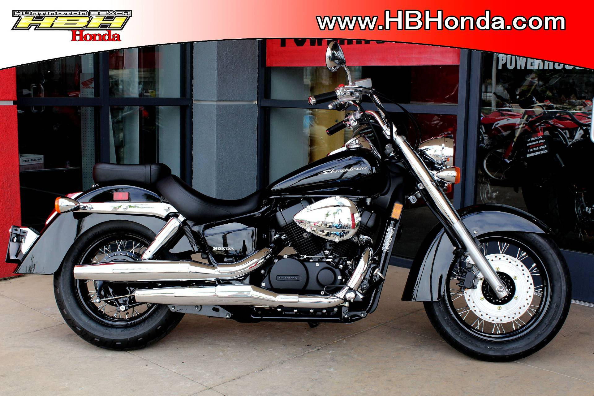 2019 Honda Shadow Aero 750 ABS in Huntington Beach, California - Photo 1