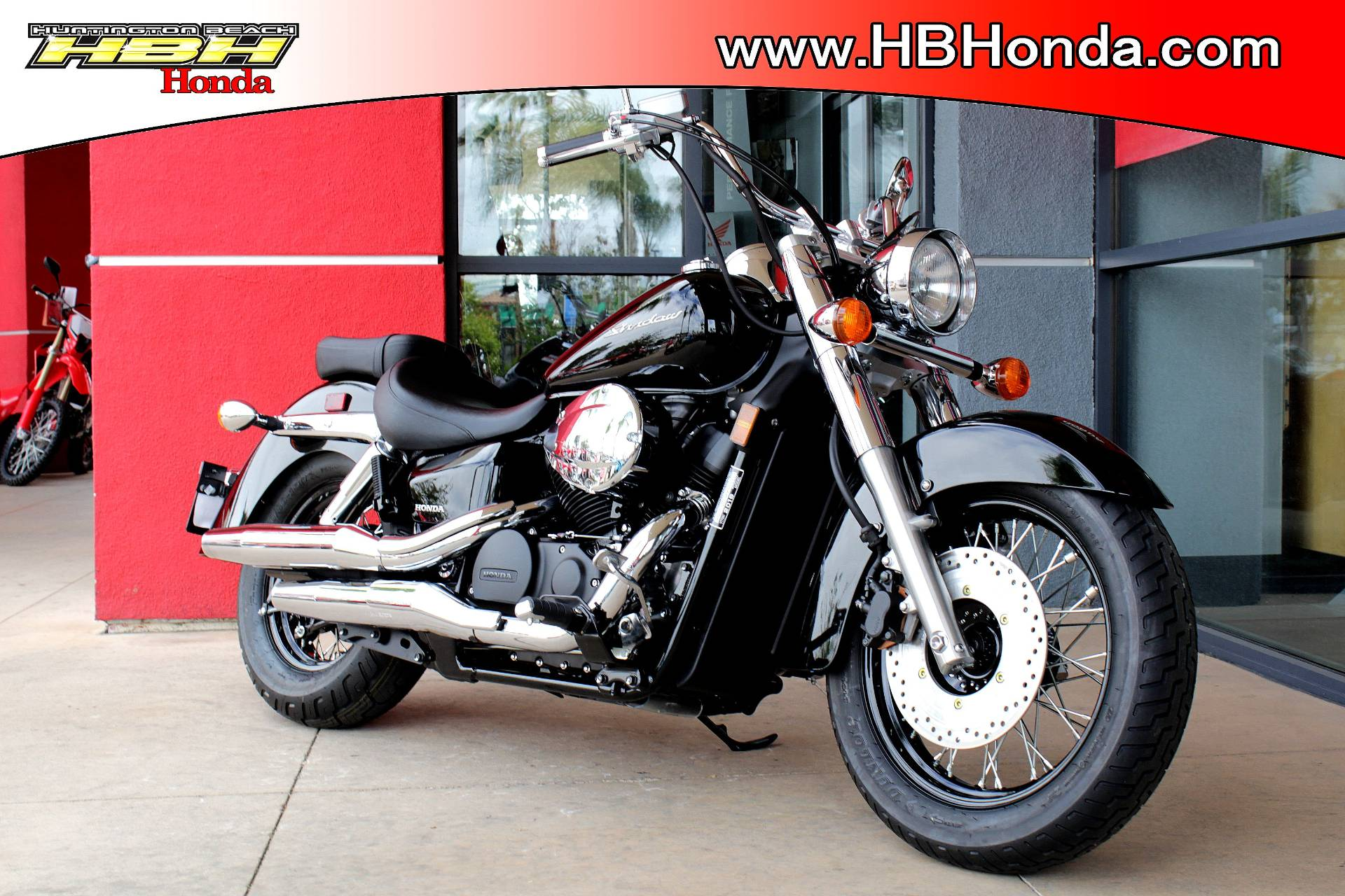 2019 Honda Shadow Aero 750 ABS in Huntington Beach, California - Photo 2