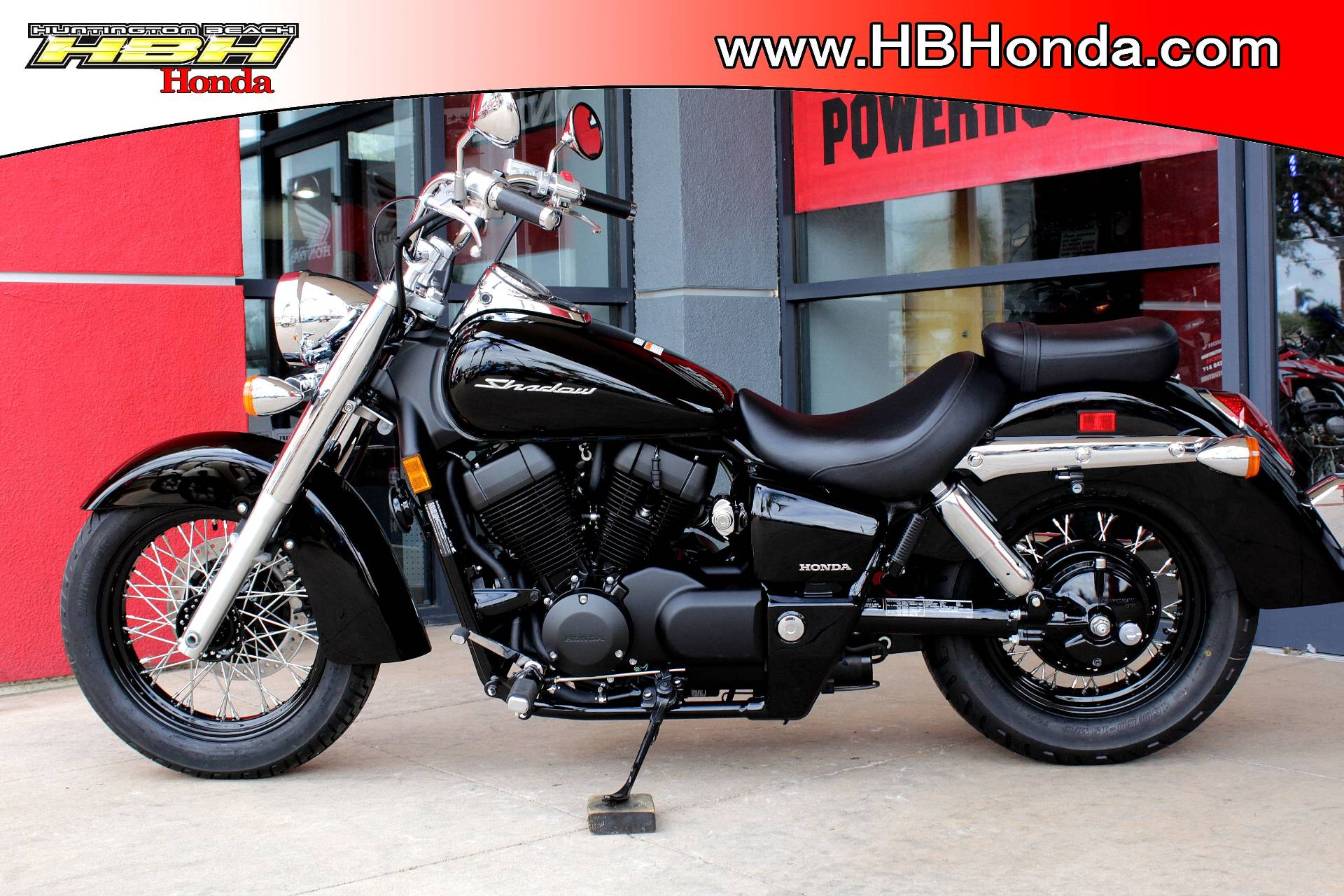 2019 Honda Shadow Aero 750 ABS in Huntington Beach, California - Photo 6