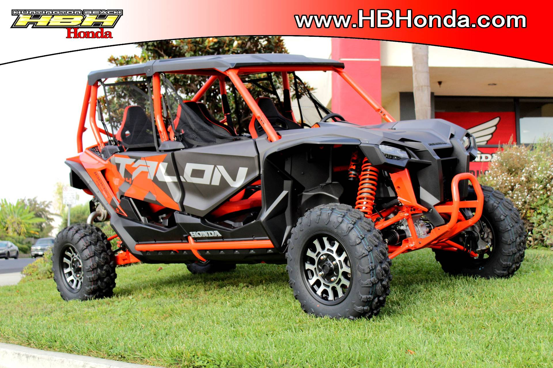 2020 Honda Talon 1000X-4 FOX Live Valve in Huntington Beach, California - Photo 2