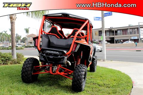 2020 Honda Talon 1000X-4 FOX Live Valve in Huntington Beach, California - Photo 8