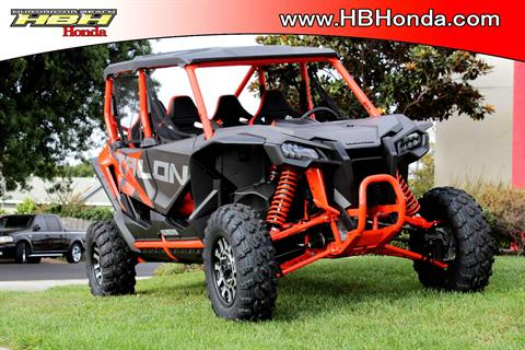 2020 Honda Talon 1000X-4 FOX Live Valve in Huntington Beach, California - Photo 1