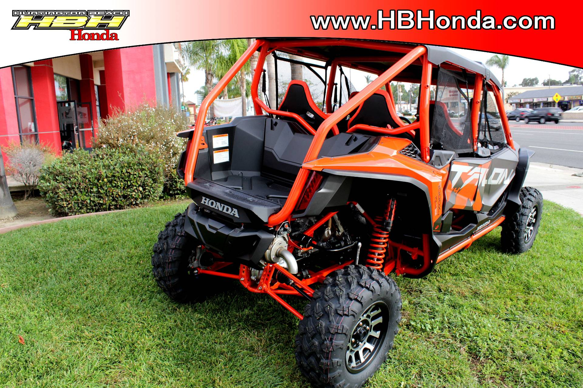 2020 Honda Talon 1000X-4 FOX Live Valve in Huntington Beach, California - Photo 7