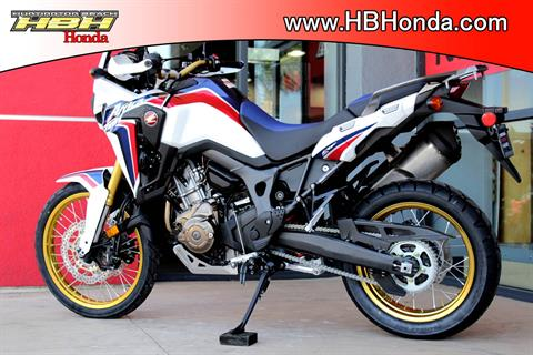 2017 Honda Africa Twin in Huntington Beach, California