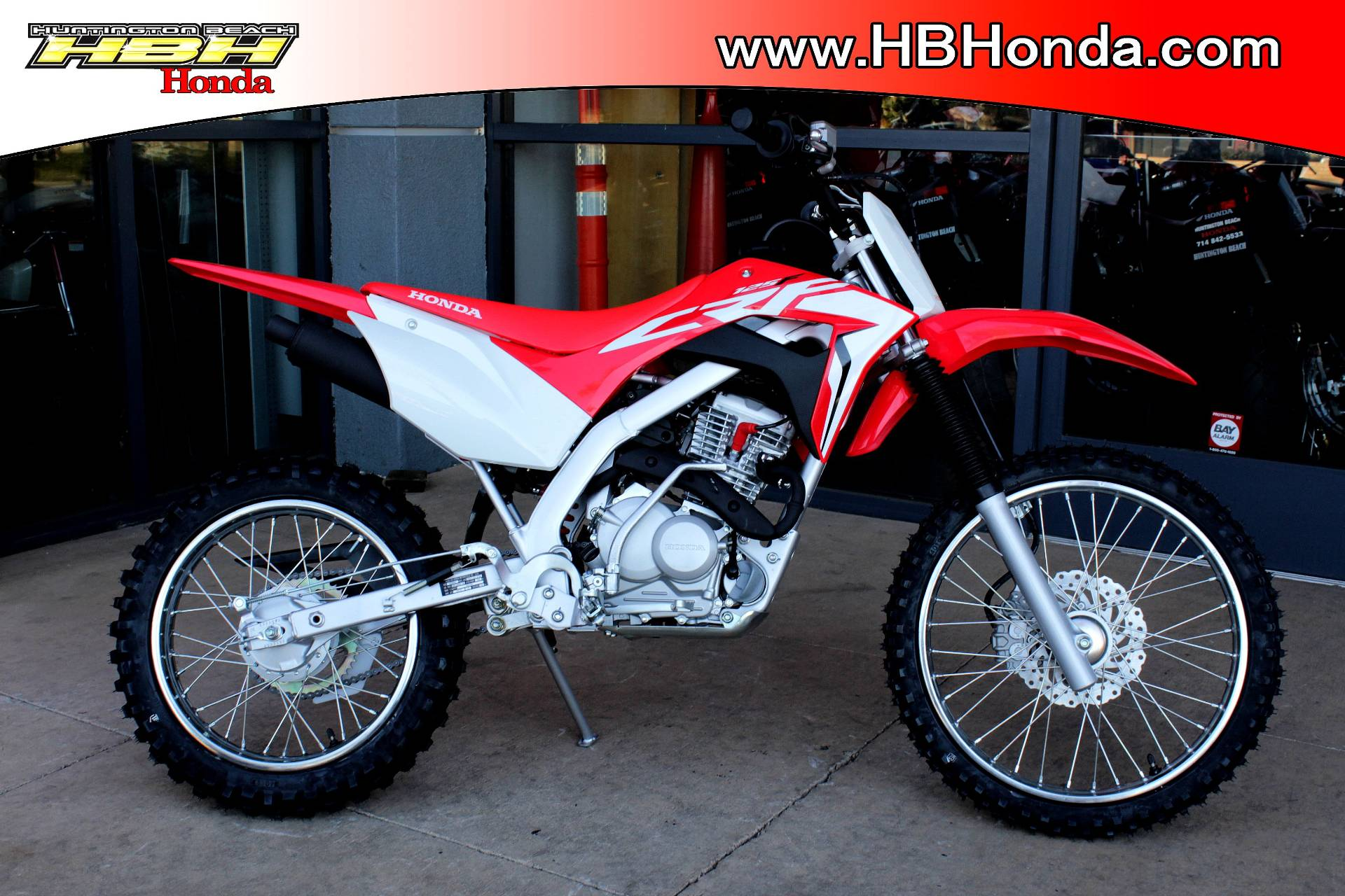 2020 Honda CRF125F (Big Wheel) in Huntington Beach, California - Photo 1