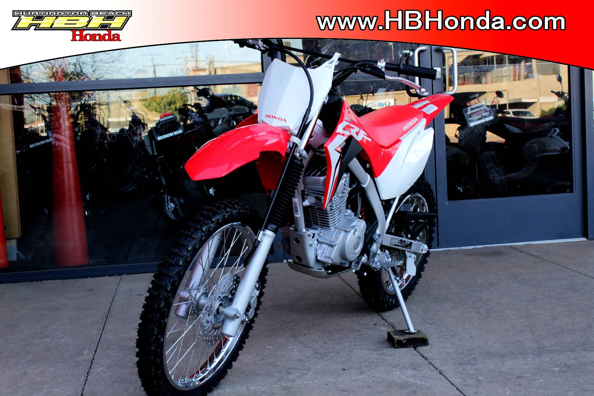 2020 Honda CRF125F (Big Wheel) in Huntington Beach, California - Photo 5