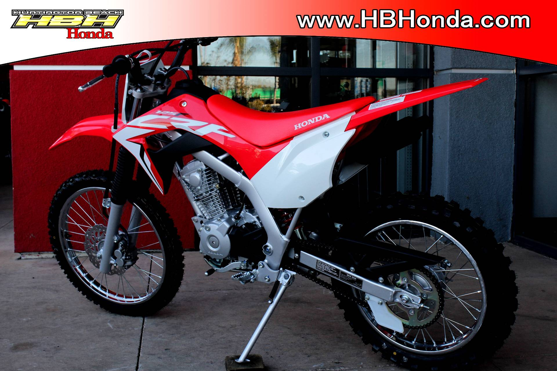 2020 Honda CRF125F (Big Wheel) in Huntington Beach, California - Photo 7