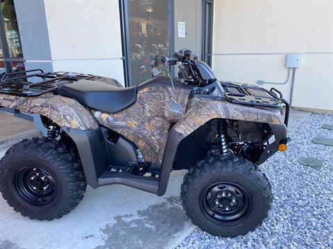 2021 Honda FourTrax Rancher 4x4 Automatic DCT IRS EPS in Huntington Beach, California - Photo 3