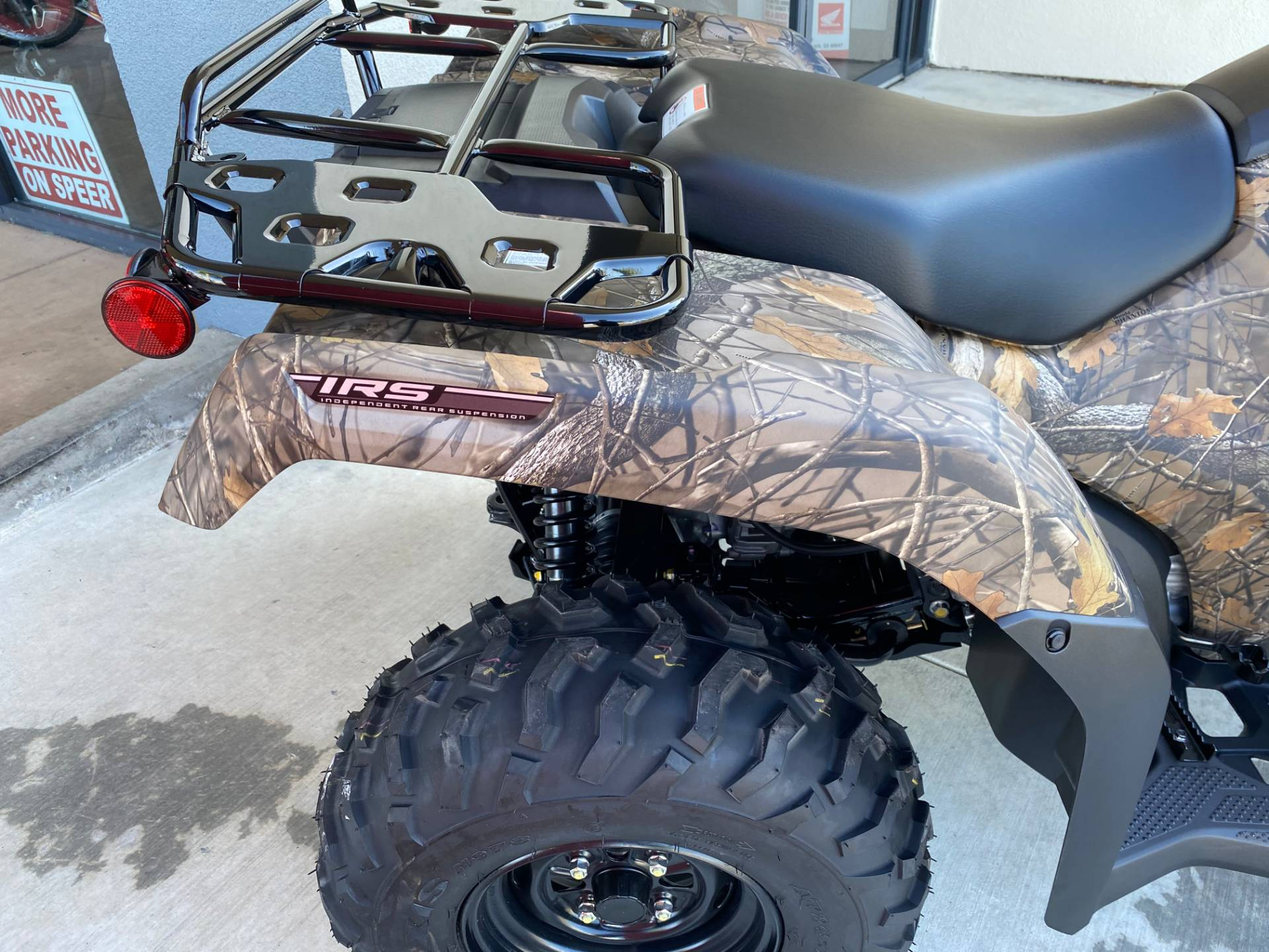 2021 Honda FourTrax Rancher 4x4 Automatic DCT IRS EPS in Huntington Beach, California - Photo 4