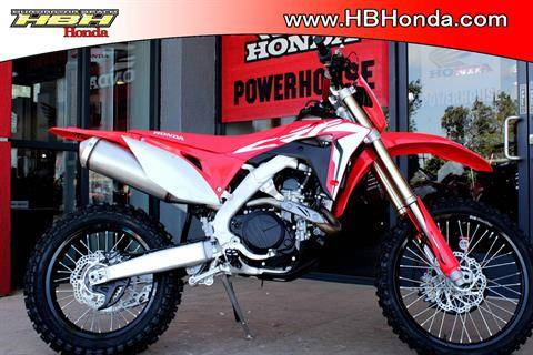 2020 Honda CRF450X in Huntington Beach, California - Photo 5